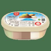 גלידת וניל פיסטוק קרמל מוקה