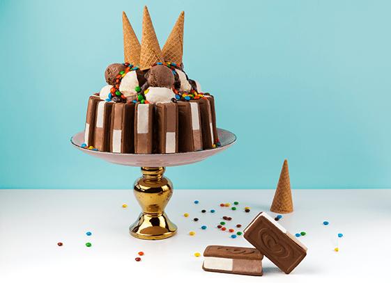 עוגת יום הולדת טעמקור