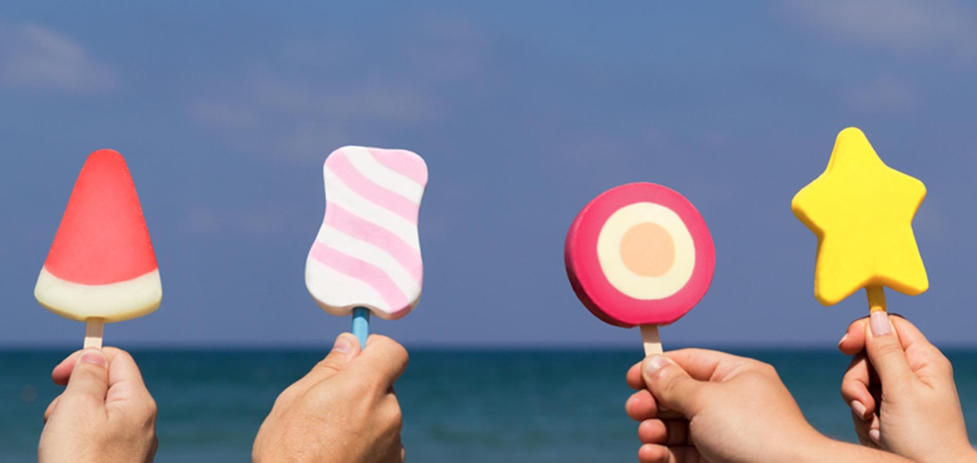 גלידות שטראוס - ילדים
