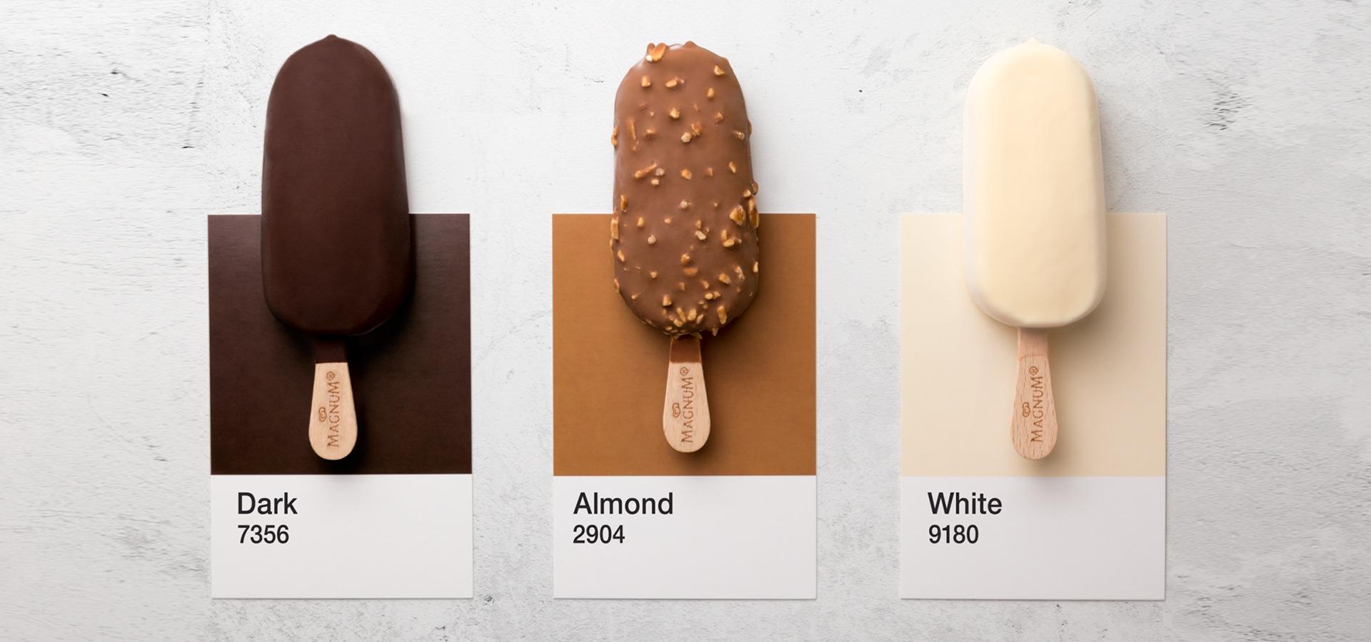 גלידות שטראוס - מגנום